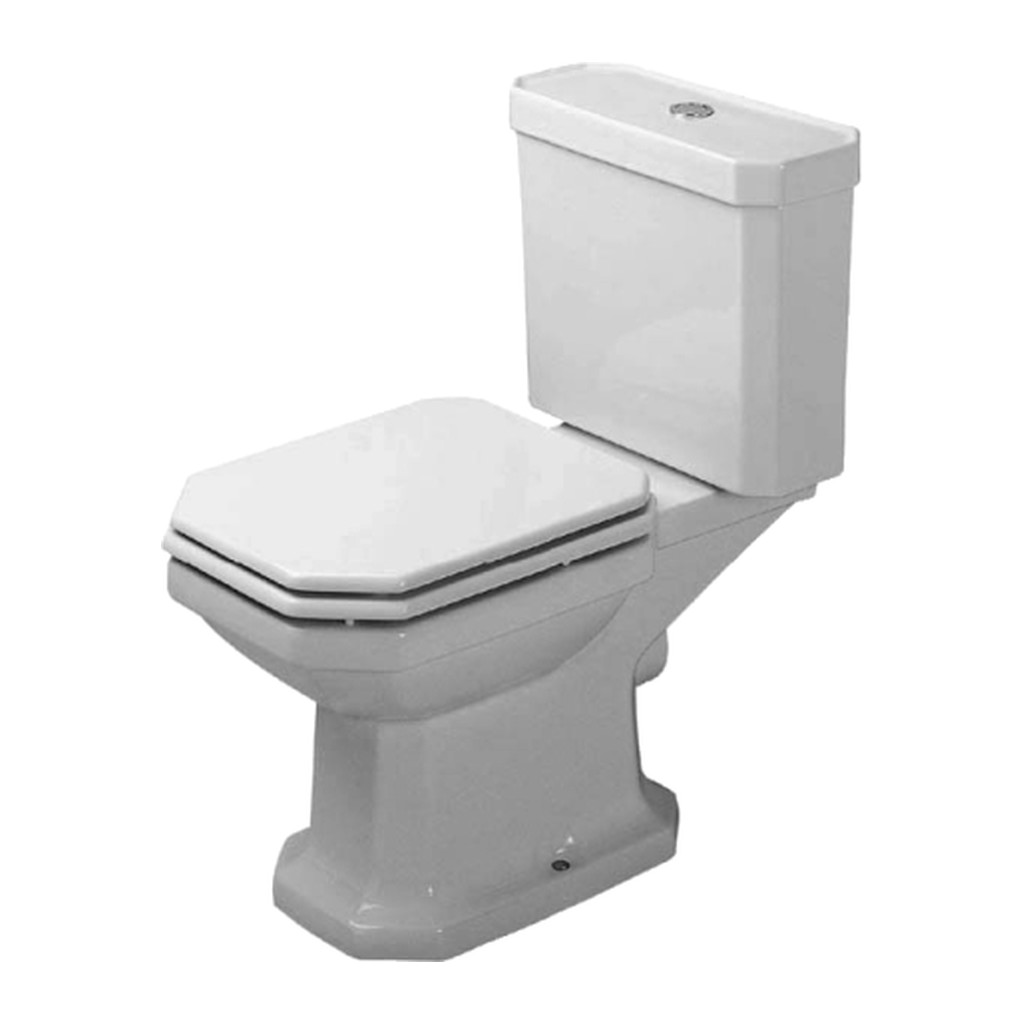 Duravit 1930 - WC kombi misa, spodný odpad 0227010000